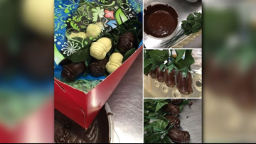 First Coast Foodies: Chocolate roses, cheesecake strawberries, 'heart barks' from your top Jacksonville chocolatiers