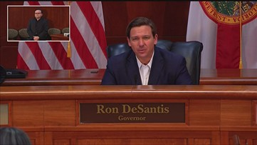 DeSantis responds to 'unacceptable' unemployment claim process, hires hundreds to help