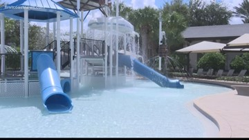 'Splash Park not the source of illness': Nocatee waterpark tests water after kids reportedly fall ill