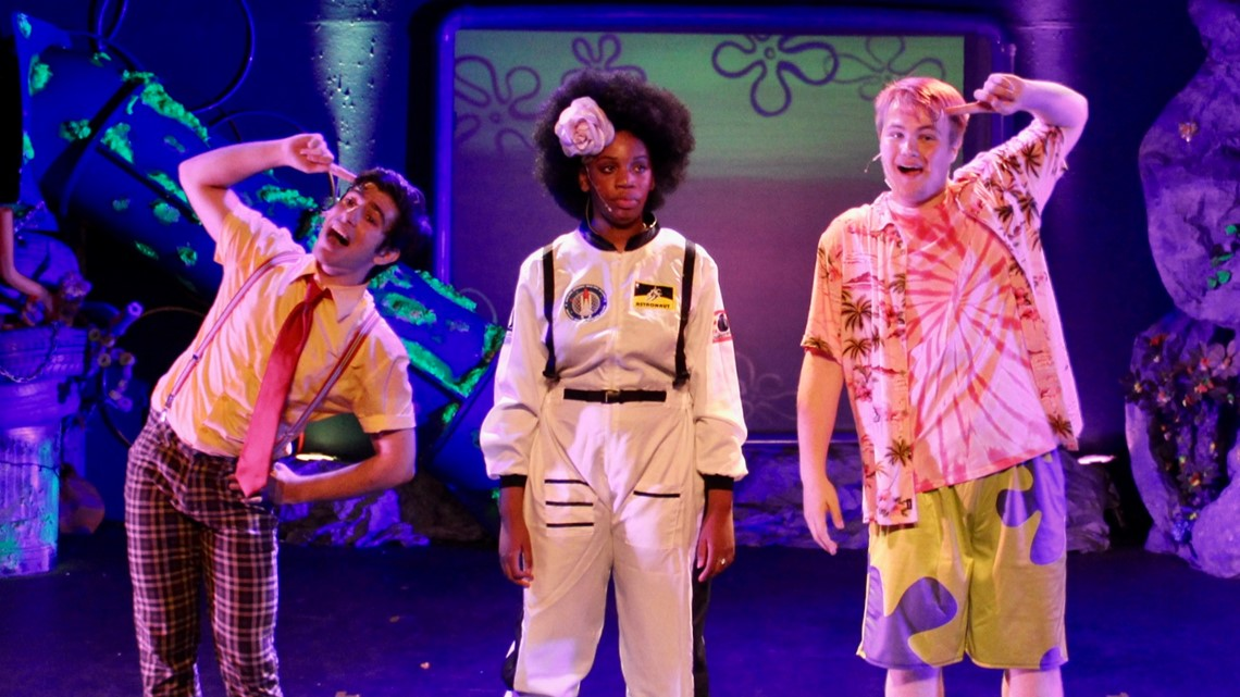 Players by the Sea presents The Spongebob Musical