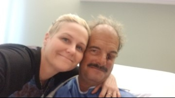 Homeless Jacksonville man saved by a compassionate woman