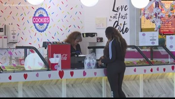 Former Jacksonville Landing jewelry business serving up smiles one cookie at a time at Regency Square Mall
