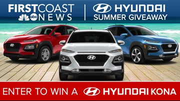 Ready to win a brand new Hyundai Kona?