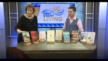 Curl up with one of these books this Winter (FCL January 14th)