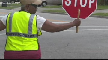 Clay County crossing guard shortage prompts sheriff's office to step in