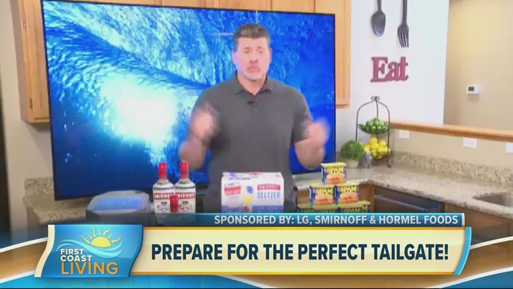Prepare for the Perfect Tailgate (FCL Sep. 16, 2021)