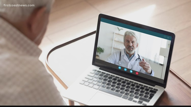Buzz: Virtual doctor's visits may be staying around even after the pandemic