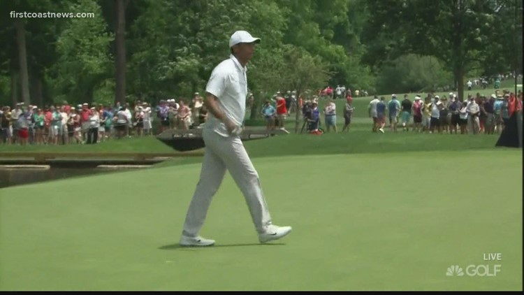 UPDATE: Tiger Woods has surgery for multiple leg injuries after single car crash