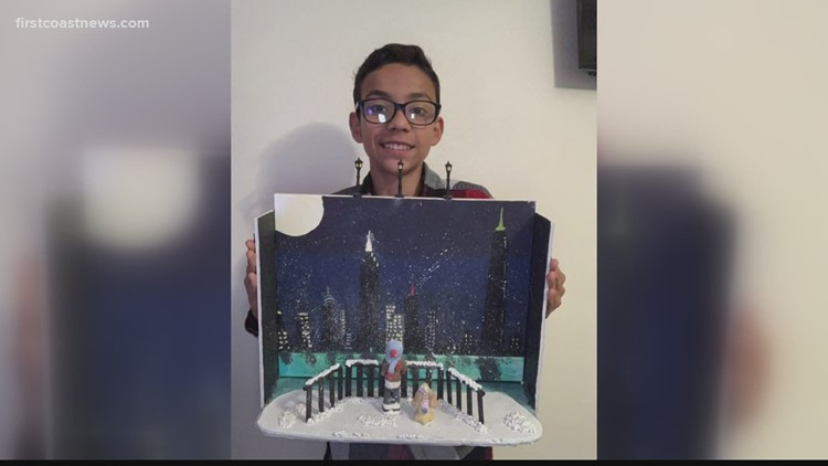 Student of the Week: 8th grader has big dreams of becoming an animator