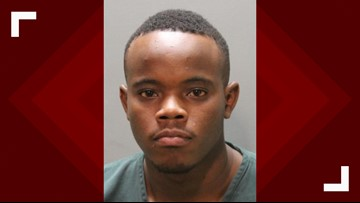 Suspect arrested in Baymeadows Motel 6 shooting