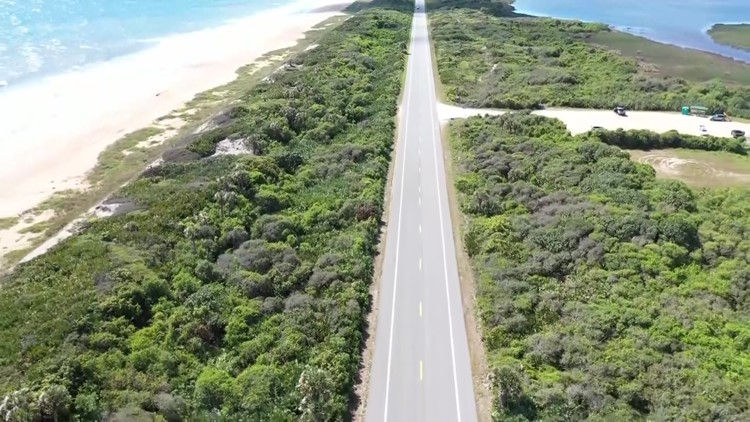 First study completed for bike trail along part of A1A in St. Johns County