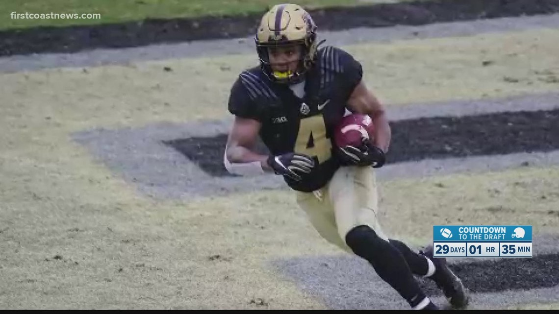 Beyond Number One: Rondale Moore