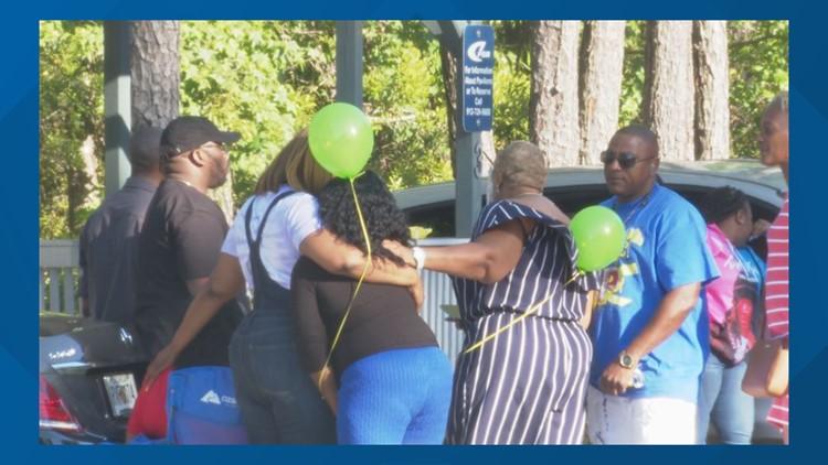 Vigil held to remember Latoya James, woman shot by Camden County deputies