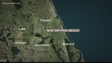 9-year-old Ohio girl bitten by shark in New Smyrna Beach while vacationing with family