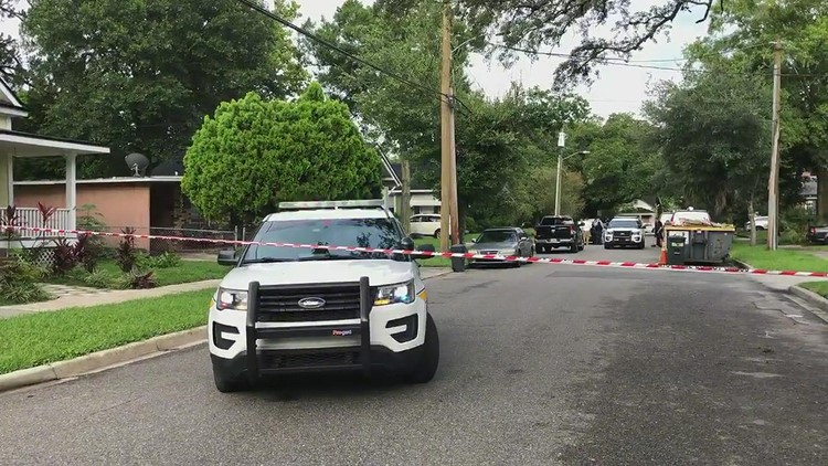 Jacksonville Sheriff's Office investigating reported shooting on Myra St. off King St. in Riverside