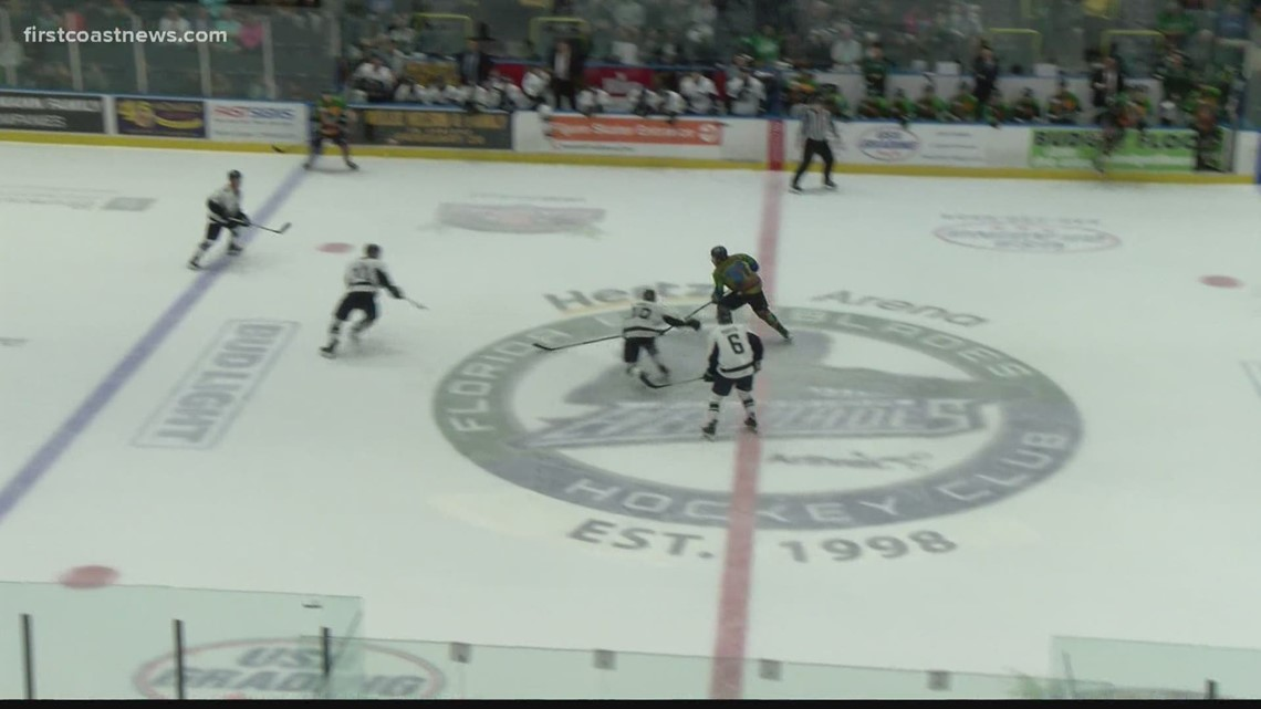 Jacksonville Icemen, mayor announce renewal of lease at VyStar Veterans Memorial Arena