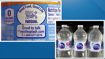 Nestlé asking to pump millions of gallons of bottled water from Ginnie Springs