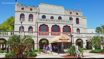 First responders get half-off tickets at Ripley's in St. Augustine