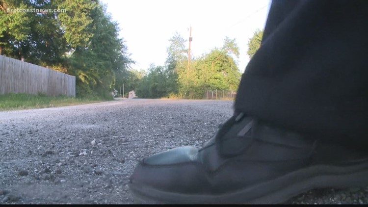 First Coast residents concerned about potentially toxic material used to build roads