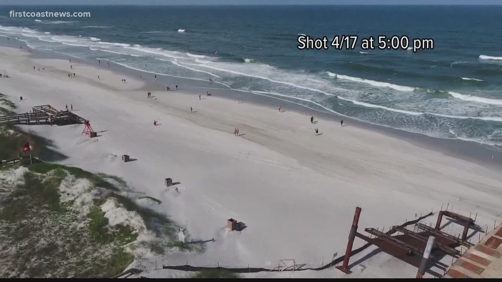 Are The Photos Of Jacksonville Beach