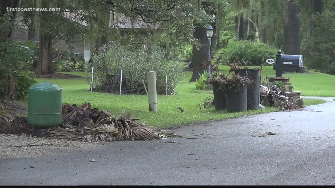 Mayor considers halting Jacksonville's recycling program as yard debris mount around Duval