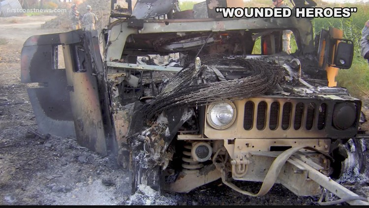 Stories of Service: Wounded Heroes documentary hopes to spread awareness of PTSD