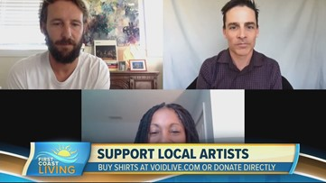 Wondering how you can support local artists? (FCL April 7th 2020)