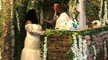 Walk-In Wedding Chapel helps couples live happily ever after after big wedding canceled
