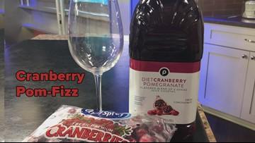 RECIPE: Champagne Cranberry-Pom Fizz