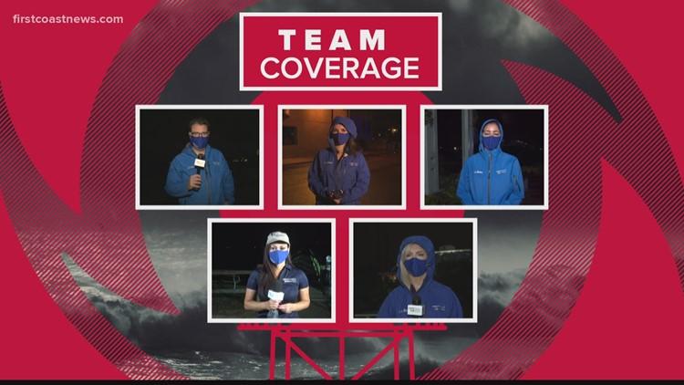 6 AM Update: Team coverage ahead of Tropical Storm Eta