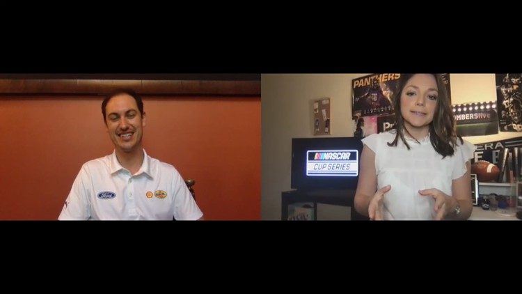 One-on-One with NASCAR's Joey Logano