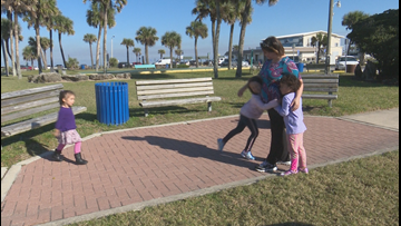 Coast Guard wife with 7 kids hopes for end of government shutdown