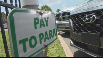 Parking at the St. Augustine garage could get cheaper