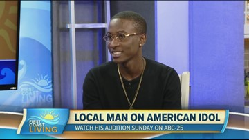 Tune into American Idol to cheer on local William Oliver Jr.! (FCL March 22nd)