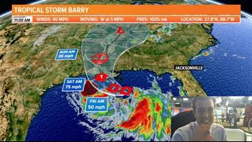 11am Tropical Update: 7/11/19