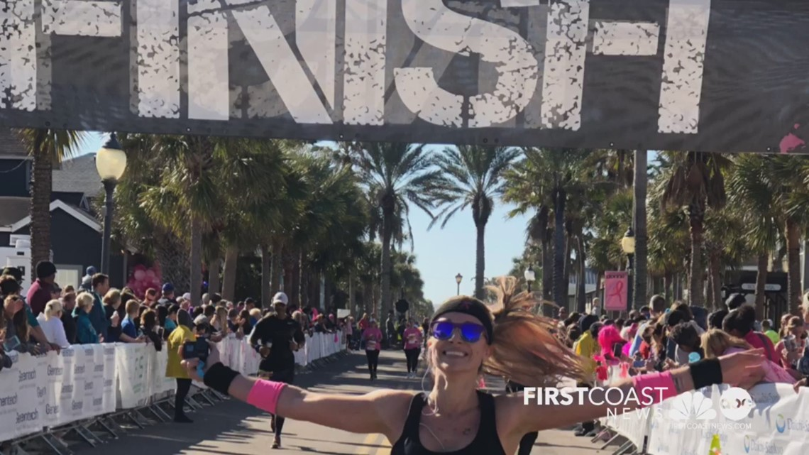 Jeannie Blaylock's favorite moments from the 26.2 Donna Marathon