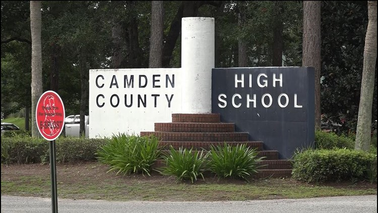 Masks required for students, staff as new school year begins in Camden County