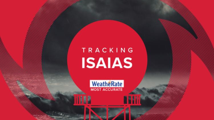 List: Tropical Storm Isaías-related closures across the First Coast