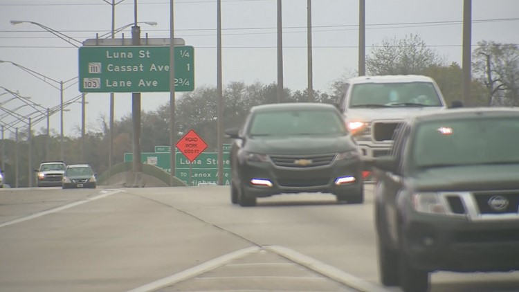 Dangerous Drives on I-10: FHP data shows top 3 dangerous stretches in Duval to watch out for