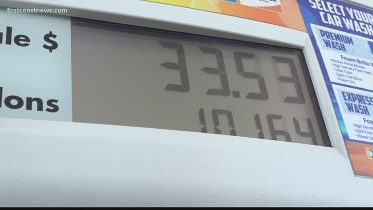When will gas prices stop climbing in Florida?