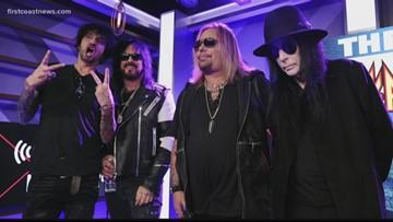 Def Leppard, Mötley Crüe, Poison and Joan Jett rocking into Jacksonville