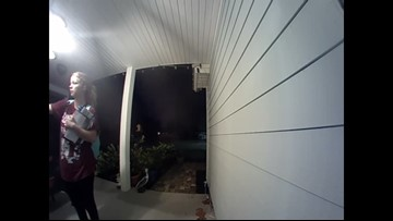 VIDEO: Suspected mail bandit caught on camera in Atlantic Beach
