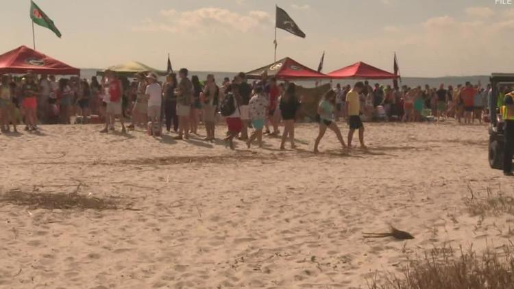 Alcohol banned on St. Simons Island beaches during weekend of Florida- Georgia game