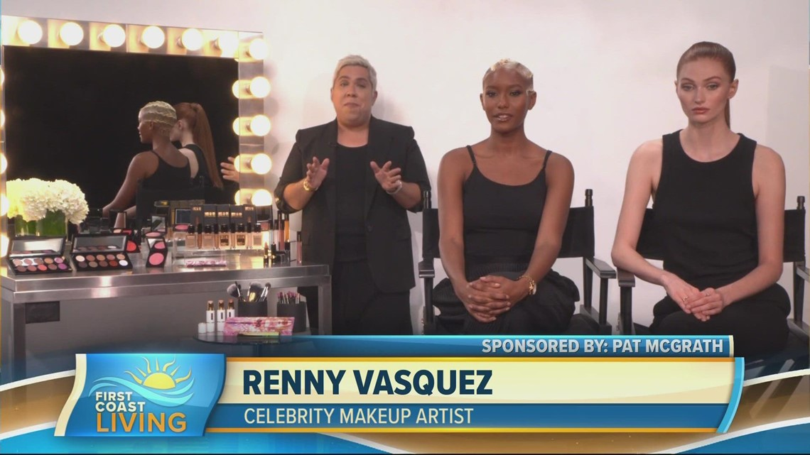 Recreate red carpet makeup looks at home