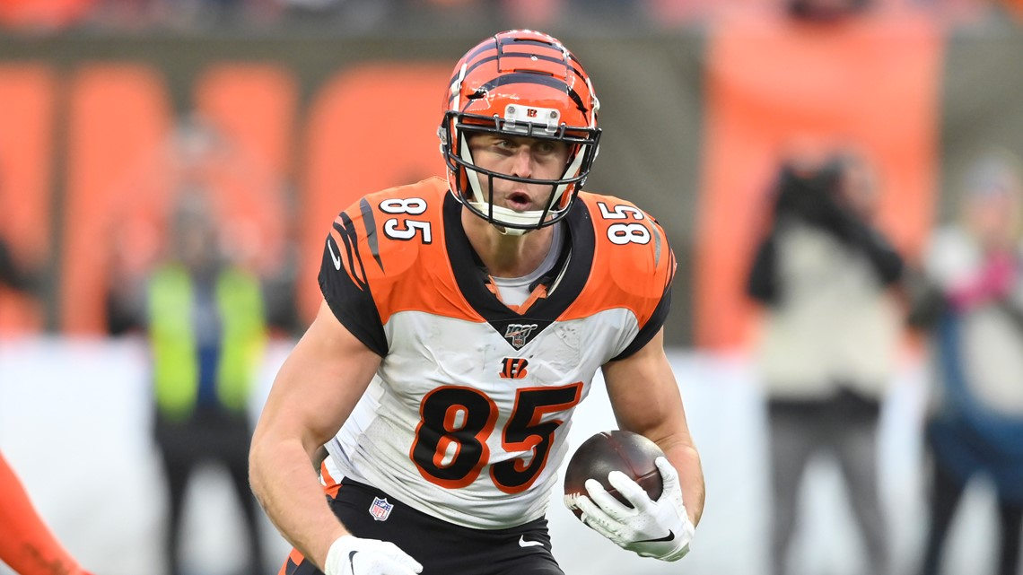 Jaguars reportedly agree to terms with tight end Tyler Eifert