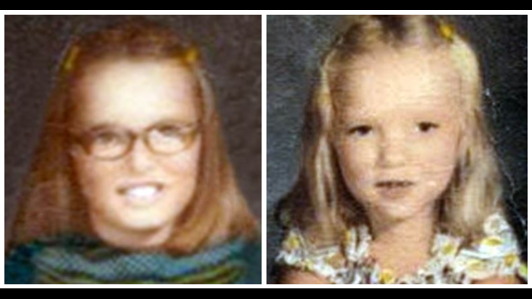 45 YEARS LATER: Still no answers in disappearance of Jacksonville sisters