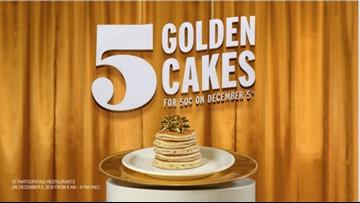 Denny's offering 50-cent pancakes Thursday morning