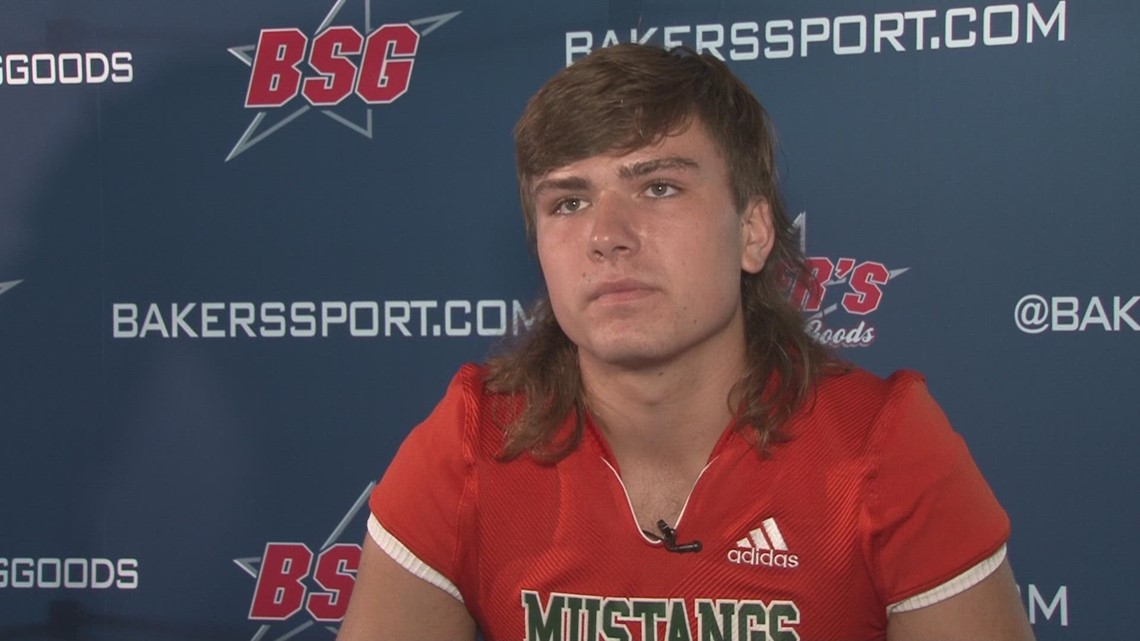 Who has the best hair in Florida high school football?