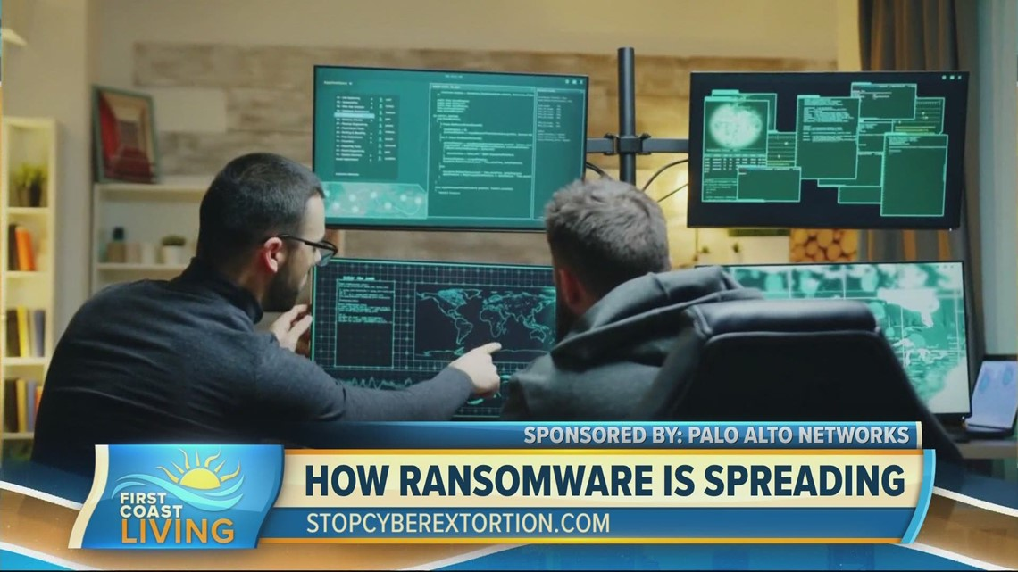 What you can do to protect yourself from ransomware