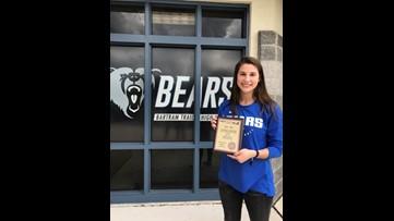 Athlete of the Week: Sierra Calleson